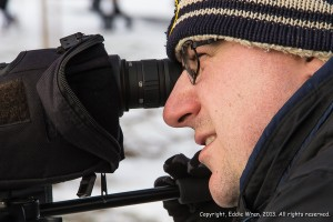 Tom Kerr, professional naturalist for Buffalo Audubon Society, and an excellent birder
