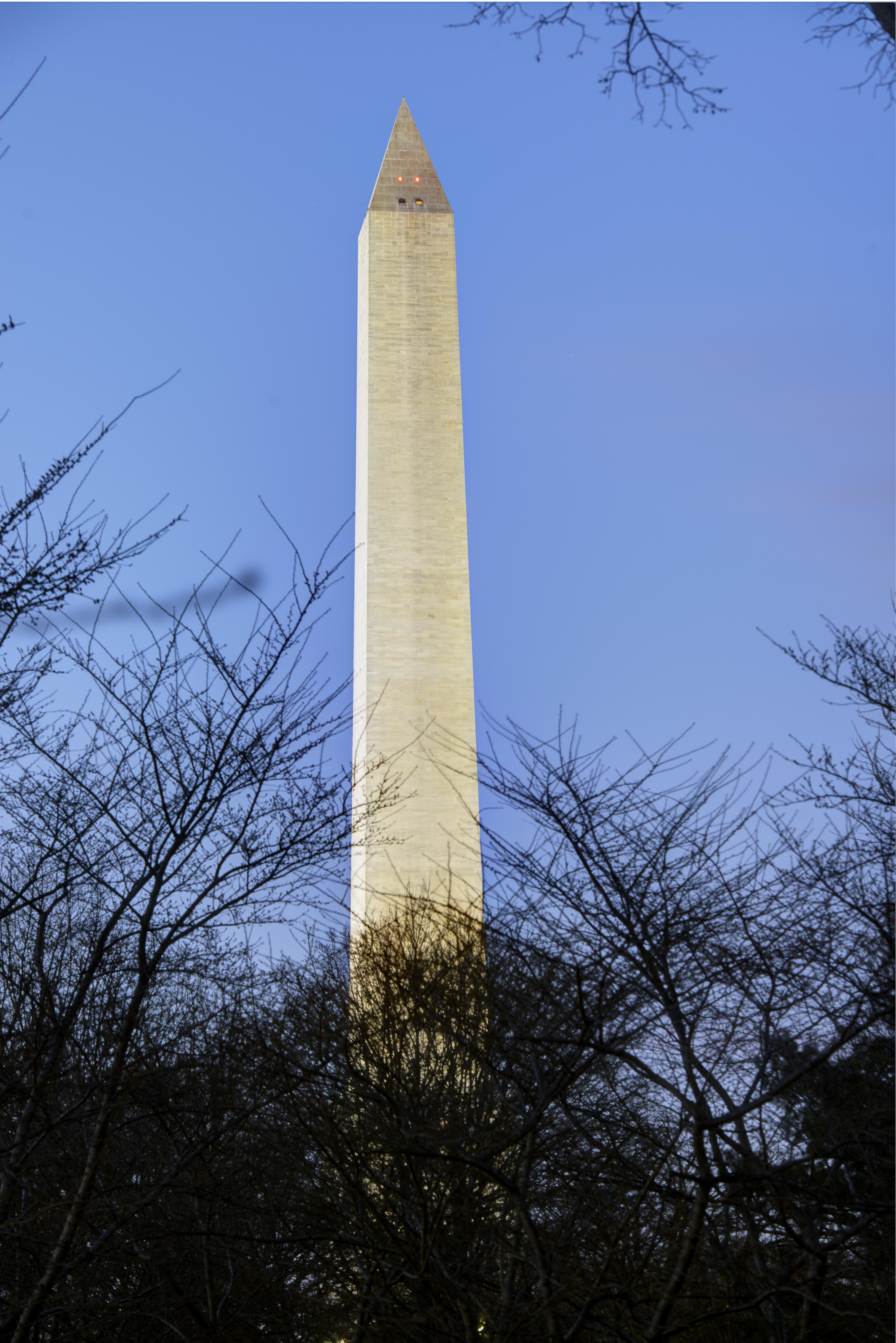 Washington Monument - Copyright Gerard McIntyre, 2014, All rights reserved.
